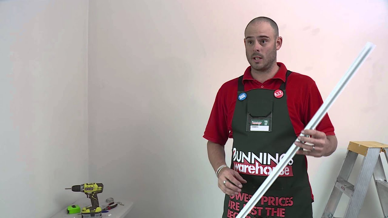Bunnings Picture Hanging Kit How To Hang A Picture Frame From A Track Diy At Bunnings