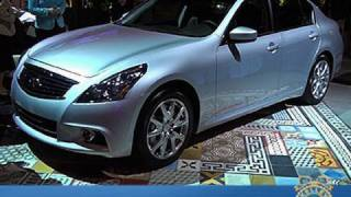 2011 Infiniti M - LA Motor Show 2009 Videos
