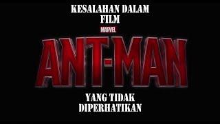 Kesalahan Dalam Film Ant-Man (2015) Yang Tidak Diperhatikan #1