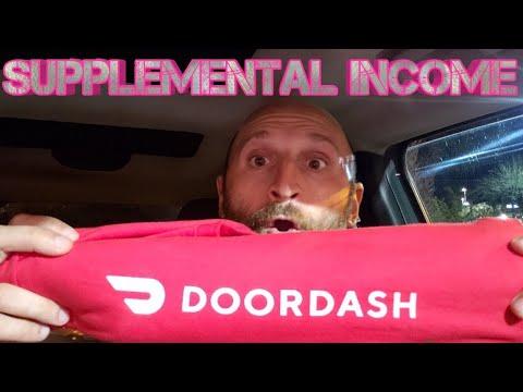 Supplemental Income | Door Dash
