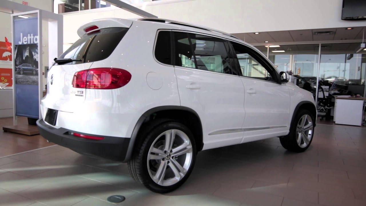 2014 vw tiguan r line vehicle review from. Black Bedroom Furniture Sets. Home Design Ideas