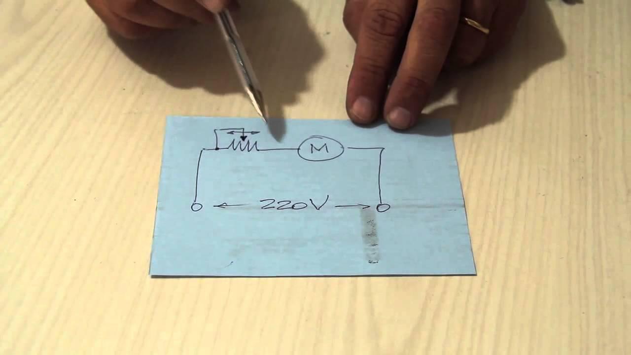 Variadores de velocidad para ventiladores de techo youtube - Ventiladores de pared ...