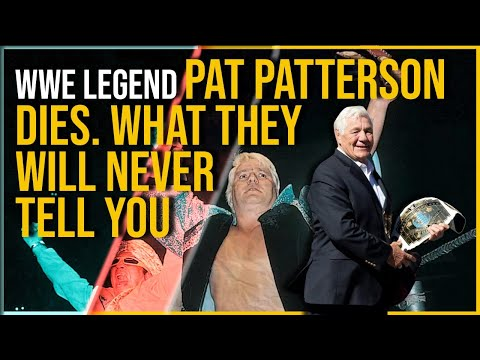 Why People Should Not Ignore The Death Of Pat Patterson...