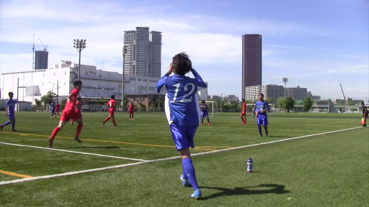 平成30年度サッカー九州高専大会一回戦 高専八代対佐世保高専(3-1)