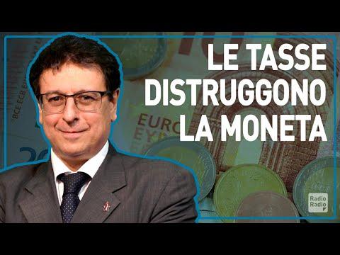 QUANDO LO STATO TASSA IL CITTADINO DISTRUGGE LA MONETA - Valerio Malvezzi