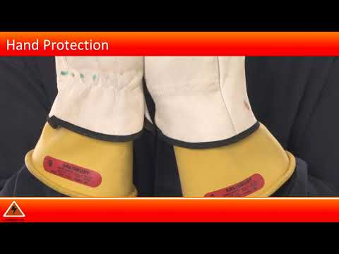 Electrical Specific PPE Video