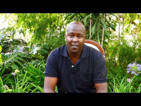 Jeff Samoei - Dairy farmer from Kenya