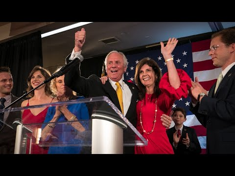Henry McMaster wins four more years as SC governor