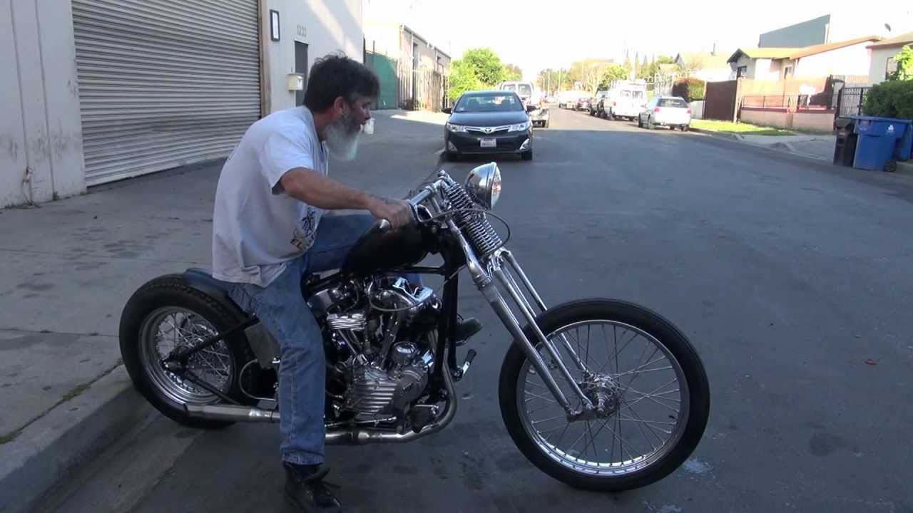 Harley Davidson Knucklehead For Sale