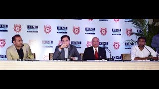 IPL 2018: R Ashwin Straight Forward Ans to Media At KXIP Official Jersey Unveiling