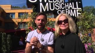 Roman Vojtek a Jitka Asterová navštívili muzeum ABBY ve Stockholmu