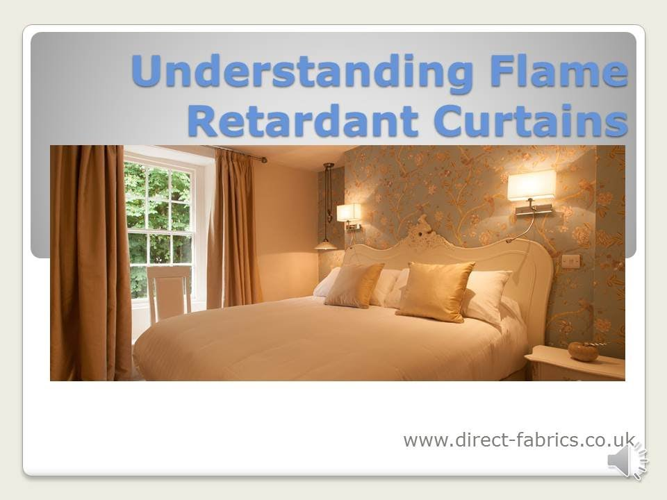 Understanding Flame Retardant Curtains BS5867 Part 2B C With Full Information