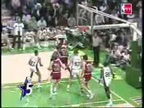 Top 10 All Time Michael Jordan Dunks