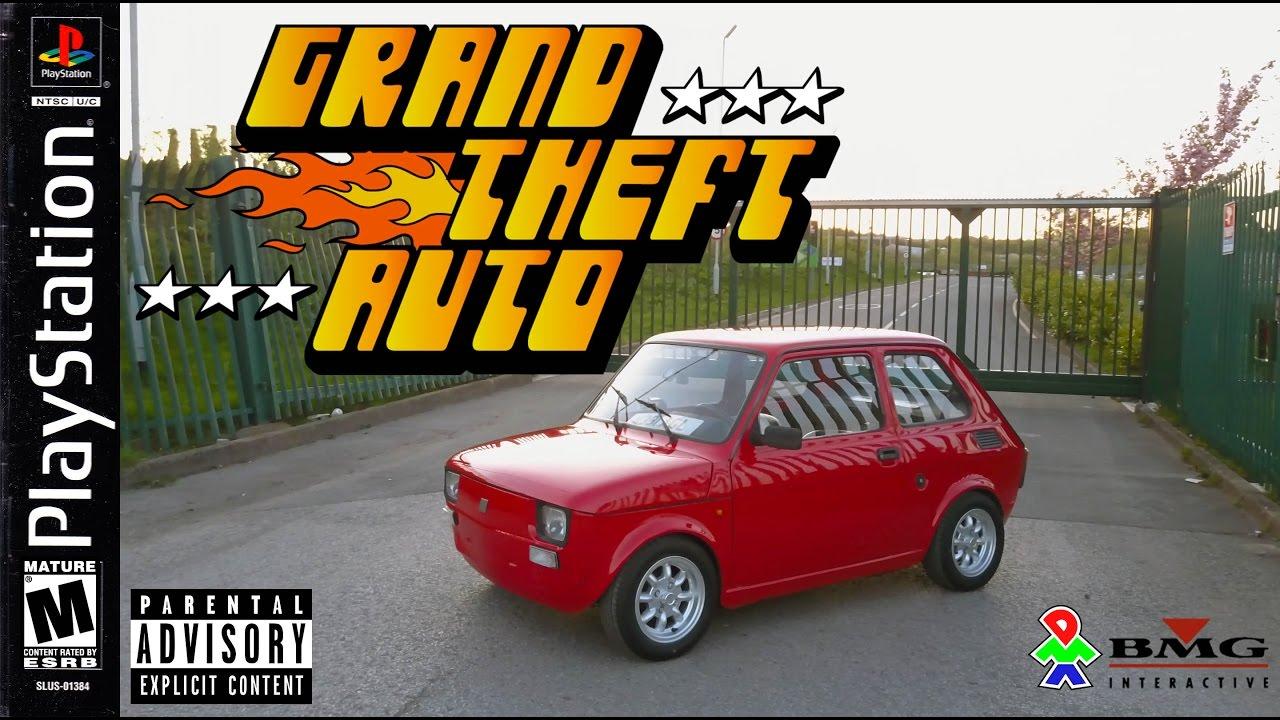 Grand Theft Auto DJI Mavic Pro Style 4k - YouTube