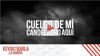 Sia - Chandelier (spanish version by Kevin Vásquez) [Lyric Video]