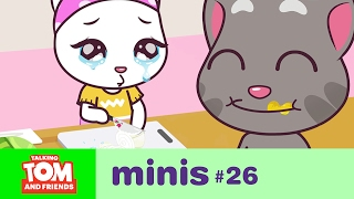 Talking Tom and Friends Minis –  Cooking Contest (Episode 26)