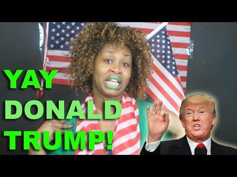 Yay Donald Trump! - GloZell