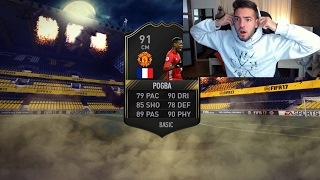 OMG!! 100% ONES TO WATCH IN A PACK !! 😱⛔️ FIFA 17 PACK OPENING ULTIMATE TEAM
