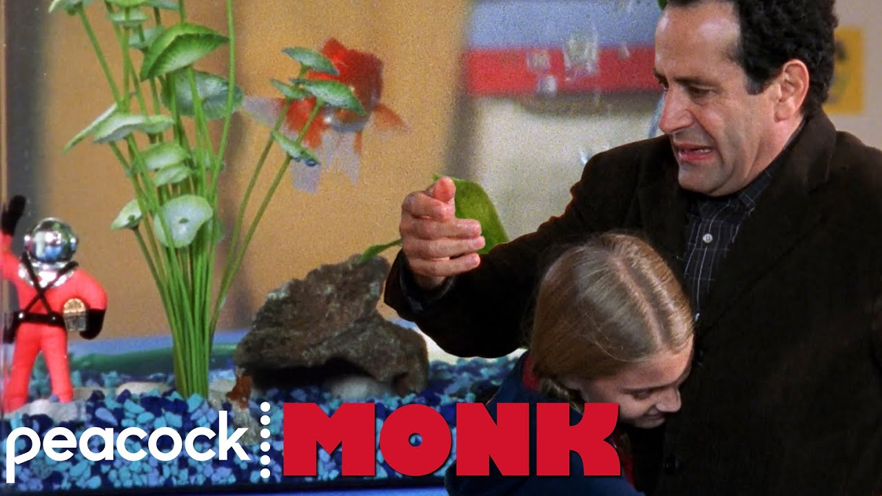 Download Monk Saves Mr. Henry, The Fish   Monk