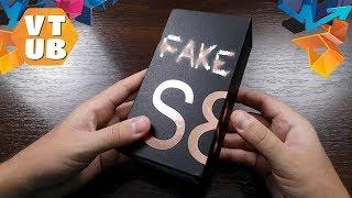 Качественная Китайская Копия Samsung Galaxy S8