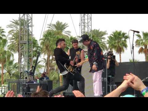 Nothing but Thieves - Amsterdam- live at Coachella 2018 - Weekend 1