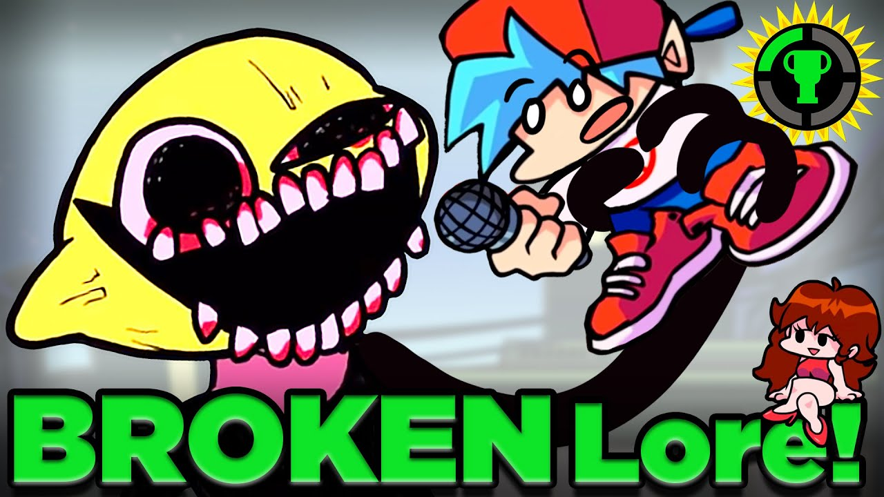 Download Game Theory: The Secret Lore of Friday Night Funkin'...