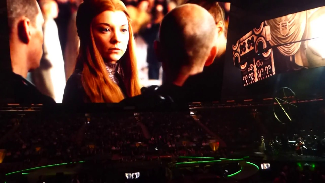 Game Of Thrones Live Light Of The Seven Madison Square Garden 2017 Youtube