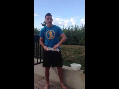 ALS ice bucket challenge simon despres