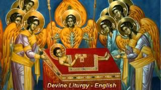 The English Divine Liturgy of St. John Chrysostomo...