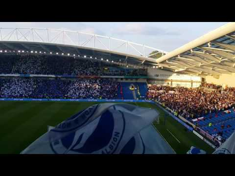 Atmosphere At The Amex Before Playoff