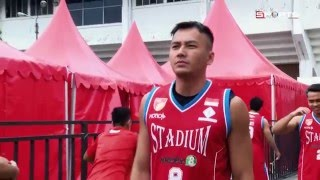 Profil Atlet: Pejuang Indonesia di Kejuaraan Dunia FIBA 3x3, Wijaya Saputra