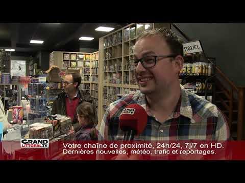 Enorme succès pour la boutique Harry Potter à la Cité Europeиз YouTube · Длительность: 1 мин7 с