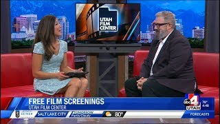 Flat Earth documentary discussed on Utah TV ✅