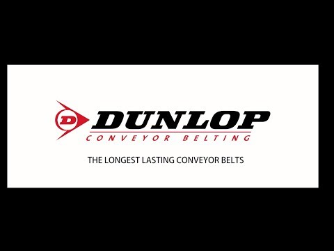 DUNLOP CONVEYOR BELTING - QUALITY IN THE MAKING