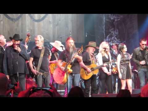 Willie Nelson - Luckenbach, Texas (Back to the Basics of Love) - Waylon Jennings