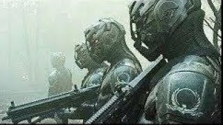 Инопланетный Ковенант ( лучшая фантастика про космос) HD