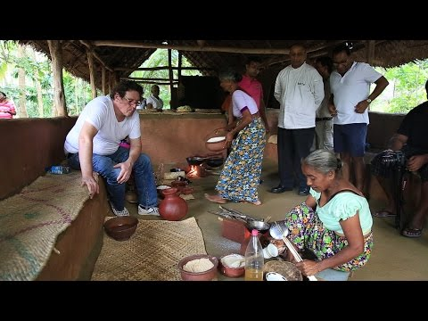 Sri Lankan Cooking experience with Marco Pierre White
