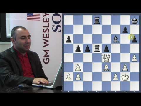 Caruana vs. Giri, Sinquefield Cup 2016 | Chess in the 21st Century - GM Varuzhan Akobian