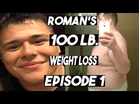 Roman's 100 Lb. Weight Loss Transformation | Episode 1