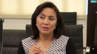 robredo finds cayetano s plan b claims offensive