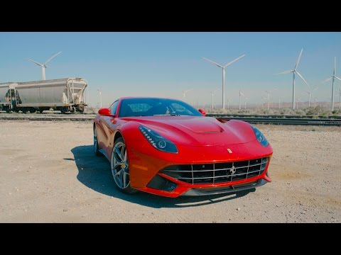 Everything About Ferrari's F12 Berlinetta Makes You Want to Go Faster