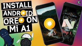Xiaomi Mi A1 Official Android 8.0 Oreo Update Installation Step By Step | MiA1 Oreo |Rude Dude Rahul