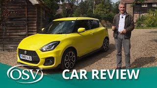 Suzuki Swift Sport 2018    OSV Car Reviews