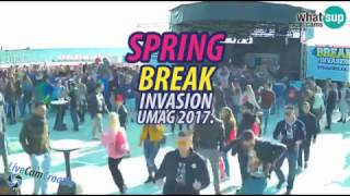 Spring Break Invasion - Outdoors 2017! UMAG