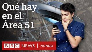 ¿Qué hay realmente en la misteriosa Área 51 de Estados Unidos? | BBC Mundo
