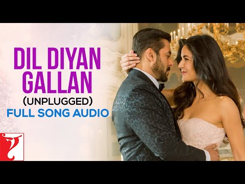 Audio: Dil Diyan Gallan (Unplugged) | Tiger Zinda Hai | Neha Bhasin | Vishal And Shekhar