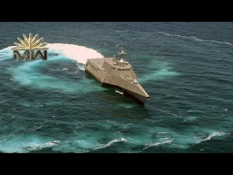 USS Independence (LCS-2) - US Navy [Review]