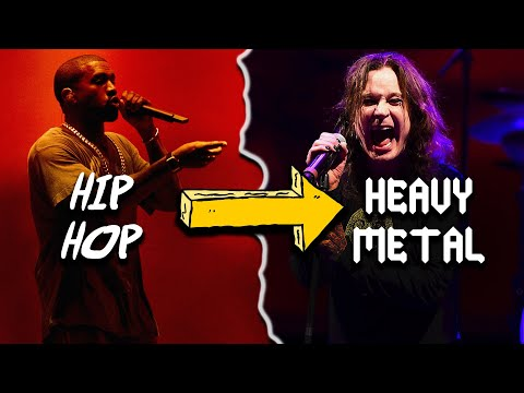 Hip Hop Fan Tries To Get Into Heavy Metal