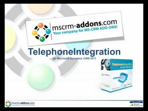 MS Lync Chat Integration With TelephoneIntegration For Microsoft Dynamics CRM 2011