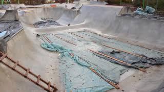 Skatepark Eller Building Clip #18